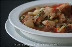 A Little Bit Crunchy A Little Bit Rock and Roll: Italian Bread Soup: 19 years later....