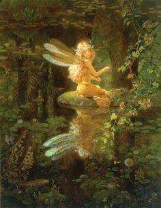 Gli Arcani Supremi (Vox clamantis in deserto - Gothian): Fairy tales. Faerie land.