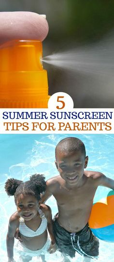Should I Use Sunscreen? 5 Sunscreen Tips For Parents and Sunburn Facts! #ad #KnowYourOTCs