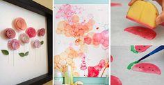 Výběr 13 nápadů na dekorace, které si děti zamilují