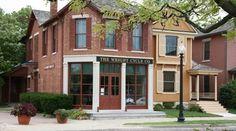 Wright Brothers Cycle Shop - Dayton Ohio