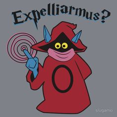 Orko tries a new spell
