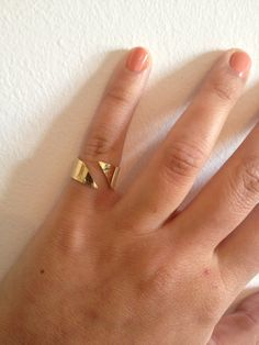 Golden Ring by TULPa  http://tulpabyalexandra.blogspot.pt/