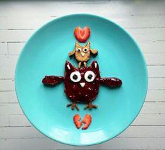 Owl love you! www.idafrosk.com