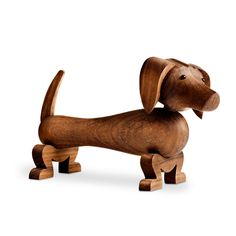 wooden teckel
