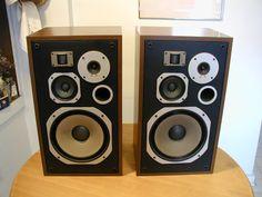 Pioneer HPM 60 Speakers