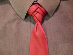 Tie Knots | 30 Different Ways to Tie a Tie Every Man Should Know.