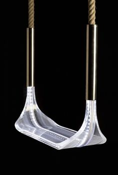 Outdoor Swing - Sense Swing light by Alexander Lervik for Saas Instruments