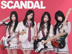 Sukyandaru, stylized as SCANDAL) is a Japanese pop rock girl band from Osaka, Japan Scandal is considered as The. Description from ogagyhaqy.siteav.in. I searched for this on bing.com/images