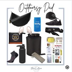 Father's Day Gift Guide Ideas Outdoorsy dad ideas! #competition Follow me in the @LIKEtoKNOW.it shopping app to shop this post and get my exclusive app-only content! #liketkit #LTKtravel #LTKSeasonal #LTKmens @liketoknow.it Gift Guide, Competition, Dads, Father, Content, Gifts, Outdoor, Shopping, Pai