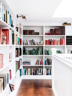 Amazing 35 Superb Home Library And Book Storage Design Ideas To Have Asap Bedside Table Styling, Orient House, Library Bookshelves, Interior Design Awards, Modular Shelving, Bentwood Chairs, Melbourne House, Winter Home Decor, Home Libraries
