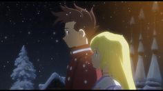 Tales of Symphonia Chronicles Coming to PS3 Next Year