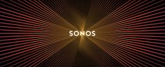 The New Sonos Logo Looks Like Pulsing Sound as You Scroll It
