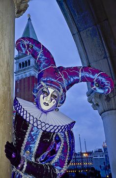 https://flic.kr/p/9ncYsv | Arlequin, Carnival, Venice, Italy. | Photographed in Venice, Italy.  pedrolastra.com  © 2011 by Pedro Lastra This image is copyrighted material as indicated!