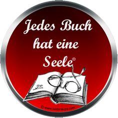 """""""Jedes Buch hat eine Seele."""" http://www.lektorat-ps.com"""