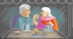 A Love Story Of An Old Couple That Would Make You Smile And Cry