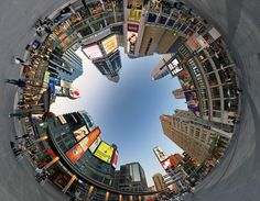 360 city panorama.  #photography #city #panorama