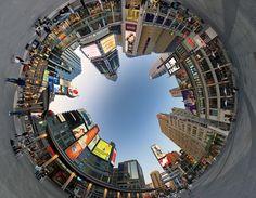 360 city panorama.  #photography #city #panorama