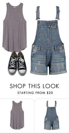 """""""Untitled #209"""" by summer-zou ❤ liked on Polyvore featuring Converse"""