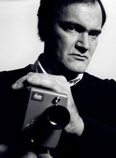 Quentin Tarantino    --- Just really dig this dud!!