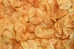 Spiced Sweet Potato Chips  Photo by: Hemera/Thinkstock