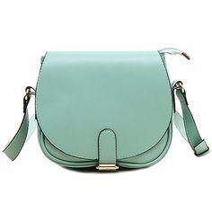 Sweet Candy Color and Buckle Design Women's Crossbody BagCrossbody Bags   RoseGal.com