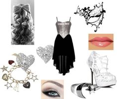 """""""mascarade"""" by nievesevaluna ❤ liked on Polyvore"""