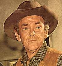 """~ John McIntire ~ In so many westerns. Replace Ward Bond in """"Wagon Train"""" as Chris Hale & replaced Charles Bickford on """"The Virginian""""...."""