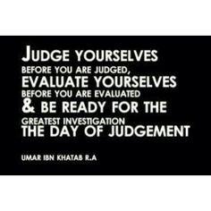 #judge #quotes #salaf #muslim #Islam