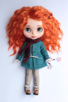 Blythe Doll Agnia