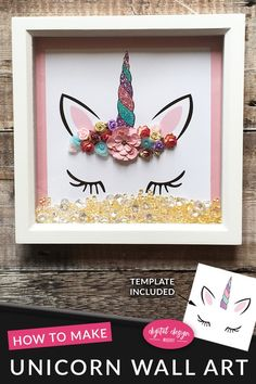 0a8fbba677b 25 Best Unicorn wall art images in 2019