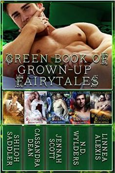 green book of grown-up fairytales boxed set