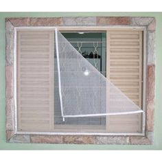 Best 12 Foto 1 – Tela Mosquiteiro Para Portas E Janelas Com Velcro – SkillOfKing. Window Screens, Window Coverings, Canopy Outdoor, Outdoor Decor, Small Furniture, Home Repair, Home Hacks, Interior Design Living Room, Woodworking Plans