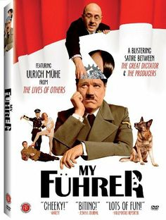 My Fuhrer DVD