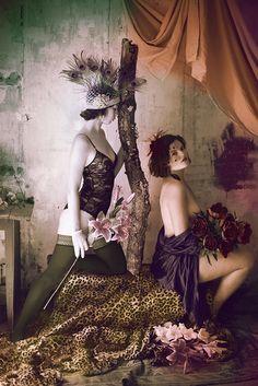 Alina Noir #bleaq #photography #classic
