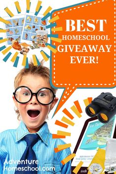 Spring Blowout Homeschool Giveaway - Hands on Learning