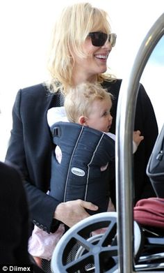 'She's more beautiful in real life' Cate opened up to Sydney Morning Herald a month after ...