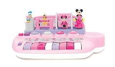 Disney Minnie Bow Cute Activity Piano Toy