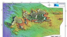 Connemara island's seabed territory charted