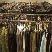 Luksusowa odzież z likwidacji butiku