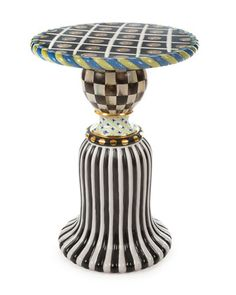 Tassel Table by MacKenzie-Childs at Neiman Marcus.