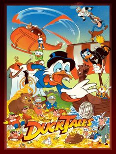 DuckTales by JJ Harrison