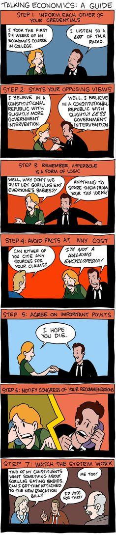 Talking economics @ SMBC