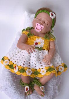 Bebé vestido venda del ganchillo zapatos del ganchillo