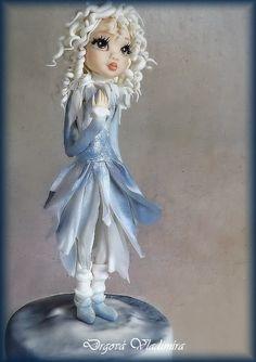 W Fine Porcelain China Diane Japan Product Porcelain Jewelry, Porcelain Ceramics, Cold Porcelain, China Porcelain, Porcelain Tiles, Porcelain Dolls Value, Clay Fairies, Santas Workshop, Painted Books