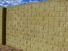 Brick Wall Fence Designs | Brick Wall Replacement - Image Gallery