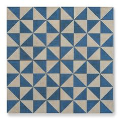 Make a statement, in your home, with our patterned foor tiles. Our range of exotic styles and delightful designs are perfect for both walls and floors! Terrace Tiles, Garden Tiles, Patio Tiles, Outdoor Tiles, Balcony Tiles, Cement Tiles, Blue Moroccan Tile, Moroccan Decor, Morrocan Floor Tiles