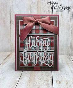 Best birthday wishes boy stampin up Ideas Birthday Wishes Boy, Happy Birthday Writing, Birthday Gifts For Teens, Birthday Gifts For Boyfriend, Birthday Diy, Birthday Greetings, Masculine Birthday Cards, Masculine Cards, Happy Birthday Gorgeous