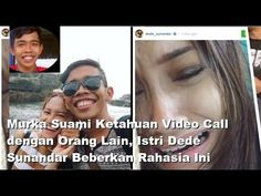 Murka Suami Ketahuan Video Call dengan Orang Lain, Istri Dede Sunandar B...