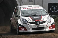Honda Jazz Rally 2012